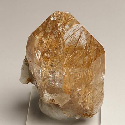 アフガニスタン産ルチル水晶原石