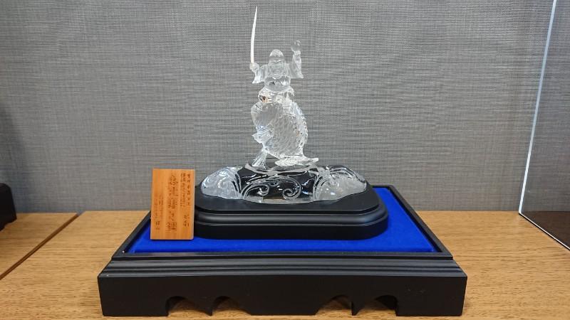 【海外限定】 水晶水晶 恵比寿像彫刻品 最高級品グレード, 【好評にて期間延長】:929f55df --- hortafacil.dominiotemporario.com