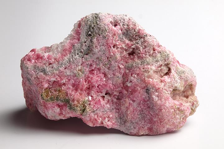 インカローズ原石(ロードクロサイト)北海道古平郡古平町産
