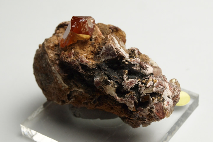 高級素材使用ブランド ブラジル産インペリアルトパーズ母岩付き ブラジル産, オールストーン:84b682a2 --- supercanaltv.zonalivresh.dominiotemporario.com