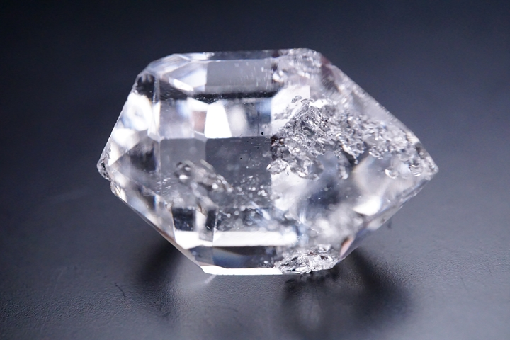 新しく着き 水入りハーキマーダイヤモンド結晶 最高級品 アメリカ 最高級品・ニューヨーク州産, EBISU LEATHER:34be6ca6 --- construart30.dominiotemporario.com