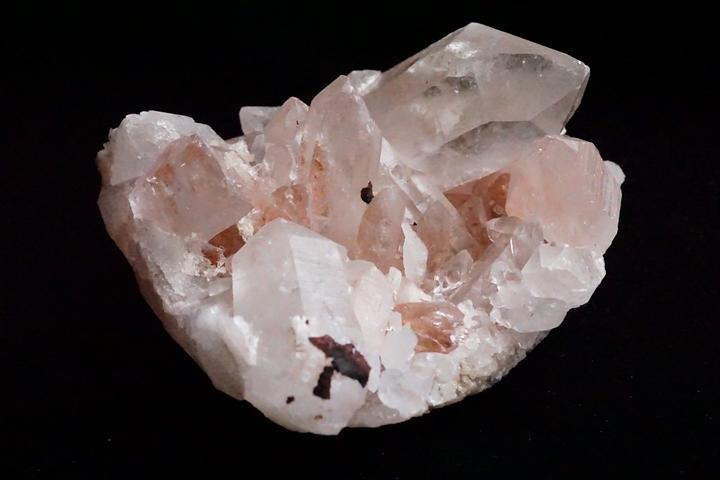 マニカラン水晶 クラスター 1071.0g ファイナルグレード++
