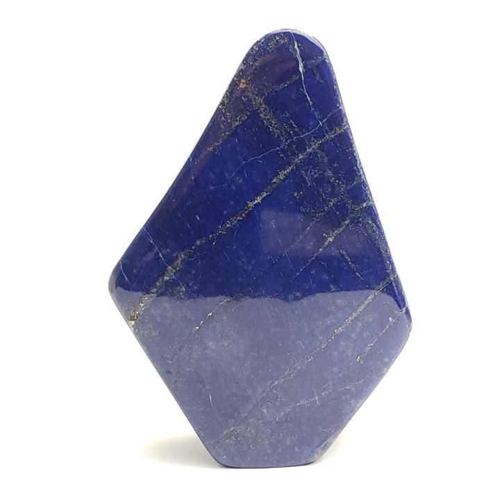 ファイナルグレード 359.1gラピスラズリー磨き原石 アフガニスタン産