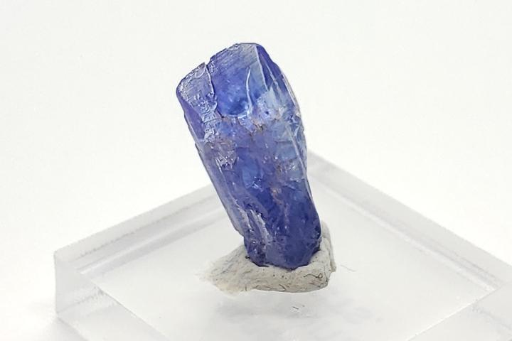 9.72ctタンザナイト原石 ファイナルグレード