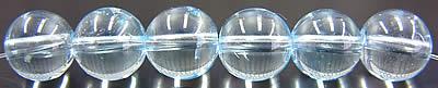 8mm ジュエリーグレードブルートパーズ粒売りビーズ 受注生産品 大幅にプライスダウン