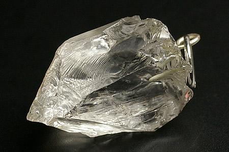 ネコポス対応 安い 激安 プチプラ 高品質 大特価 ヒマラヤ水晶ラフペンダントトップ
