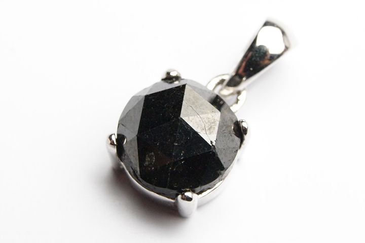3.5ct決算記念品ブラックダイヤモンドカットペンダントトップ 3.5ct, No Charge:6d1140b7 --- sunward.msk.ru