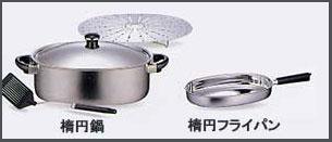 オブジェOJ-65 楕円鍋