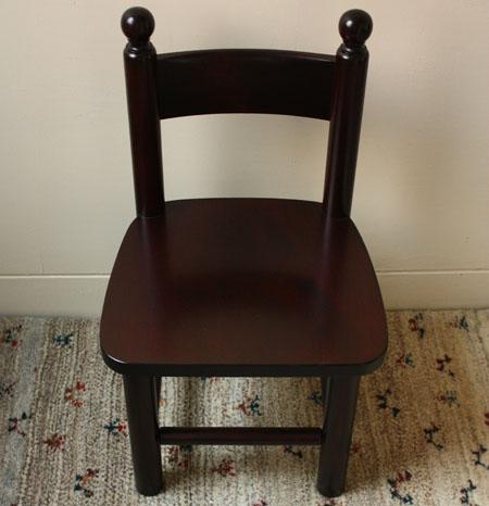 手作り 気質アップ ハンドメイド ついに入荷 の家具 子供用椅子A 小さなお子様にこそ本物を 松本民芸家具
