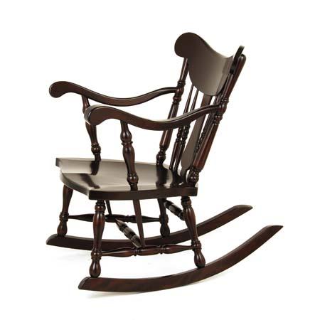 マート 正規品スーパーSALE×店内全品キャンペーン 手作り ハンドメイド の椅子 いす #39A型ロッキングチェア 松本民芸家具 使い込むほどに味の出る木の家具です