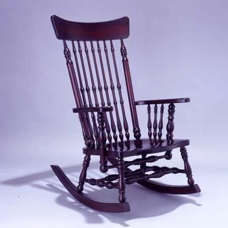 手作り ハンドメイド のロッキングチェア 国産の無垢材を使用し #304F型ロッキングチェア 松本民芸家具 ふるさと割 お求めやすく価格改定 職人が作る本物の木の家具一生ものにふさわしい上質のイスです