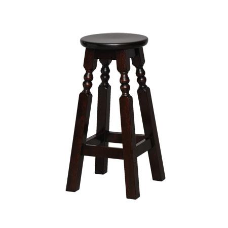 人気の製品 手作り ハンドメイド の家具国産の無垢材を使用した安定感のある木製スツールです 松本民芸家具 #24型高スツール シートハイ60cm カウンター用チェア 超歓迎された