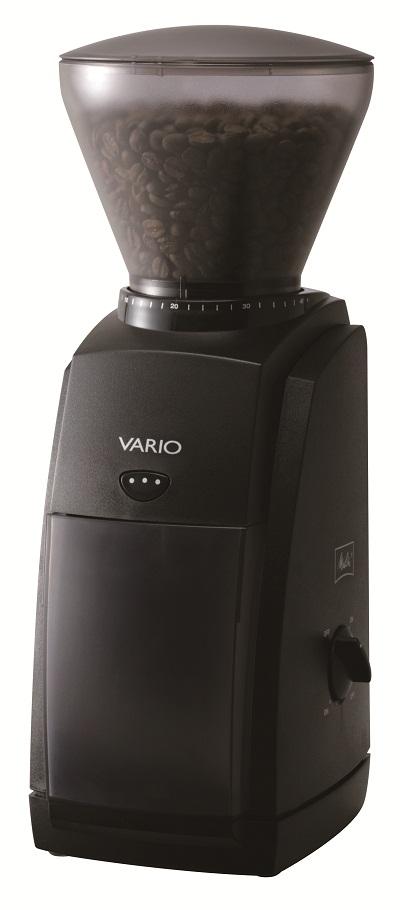 コーヒーミル【メリタ バリオ コーヒーグラインダー VARIO-E】CG-121 【送料無料】ただし北海道350円、沖縄、離島750円の送料がかかります。05P18jun16