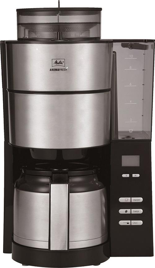 メリタ アロマフレッシュサーモ 全自動ドリップ式コーヒーメーカーAFT1021-1B 500gコーヒー豆付き【送料無料】但し沖縄県は別途1,000円かかります。