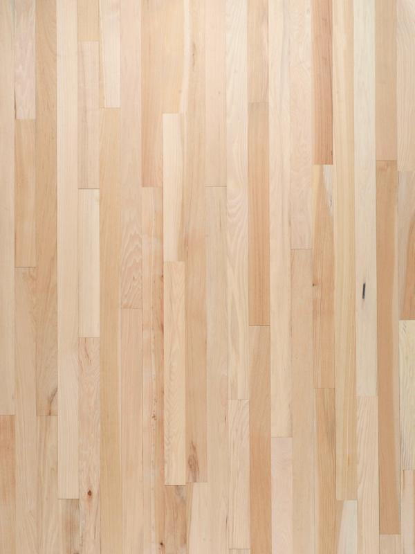 ストライプ・ヒッコリー・フローリング 幅57 (1.37m2)※送料無料対象外【送料区分5】【無垢 フローリング 床材 ヒッコリー 木材 乱尺 無塗装 ナチュラル diy リノベーション 販売 通販】