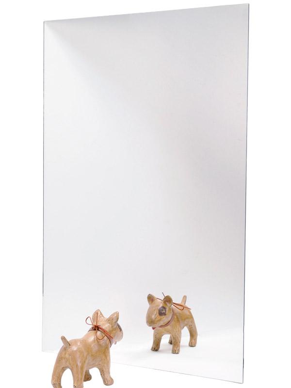 24×36インチ ミラー (GALLUPフレーム専用)※必ず対応するサイズのフレームと一緒にご注文ください。【ミラー 鏡 24×36インチ トイレ 洗面台 美容室 サロン ディスプレイ】