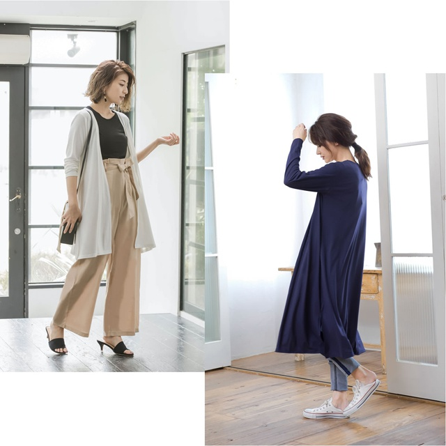 Size figure cover autumn color [collect on delivery impossibility] that cardigan ultraviolet rays measures sunburn measures air conditioner measures office commuting rayon stretch is big in M/L/LL size 2 length UV cuts long cardigan Lady's summer availab