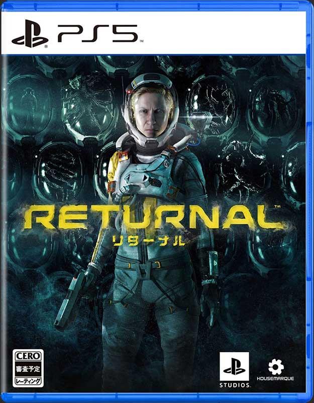 販売期間 限定のお得なタイムセール 中古 PS5 Returnal メール便 ブランド品