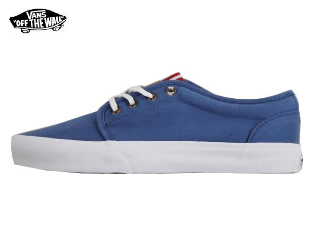 game clothing  VANS OFF THE WALL (vans) and 106 Vulcanized CA (California  Collection) brushed twill dark blue  1bb144f1c
