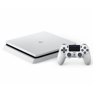 【即日出荷】PlayStation4 本体 グレイシャー・ホワイト 1TB (CUH-2100BB02) PS4 140930【ネコポス不可:宅配便のみ対応】