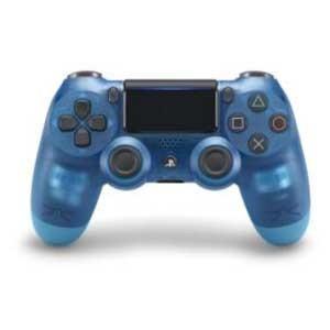 【即日出荷】PS4 ワイヤレスコントローラー DUALSHOCK 4 ブルー・クリスタル 900213【ネコポス不可:宅配便のみ対応】