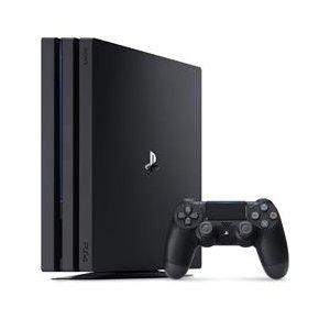 【即日出荷】PlayStation 4 Pro ジェット・ブラック 2TB 本体 PS4 黒 (CUH-7200CB01) 140952【ネコポス不可:宅配便のみ対応】