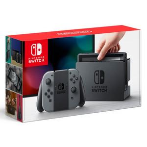 【即日出荷】Nintendo Switch 本体 Joy-Con (L) / (R) グレー 任天堂スウィッチ 140531【ネコポス不可/ギフト対応不可】
