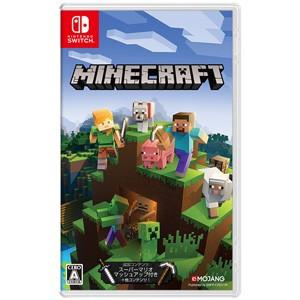 即日出荷 全国配送料無料 今季も再入荷 送料無料 Nintendo 激安通販専門店 Switch マイクラ マインクラフト Minecraft 050836