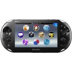 キャッシュレス5%還元 生産終了・おまけ付・新品 PlayStation Vita本体 Wi-Fiモデル ブラック [PCH-2000ZA11