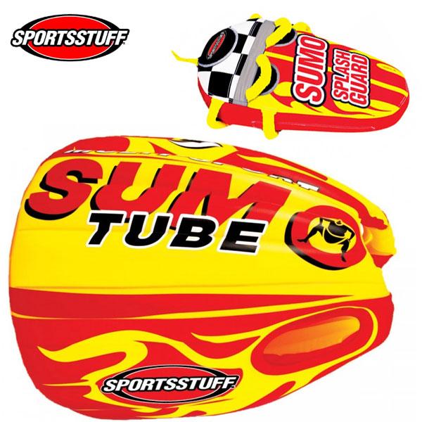 SPORTSSTUFF(スポーツスタッフ) スモーチューブ SUMO 1人乗りトーイングチューブ