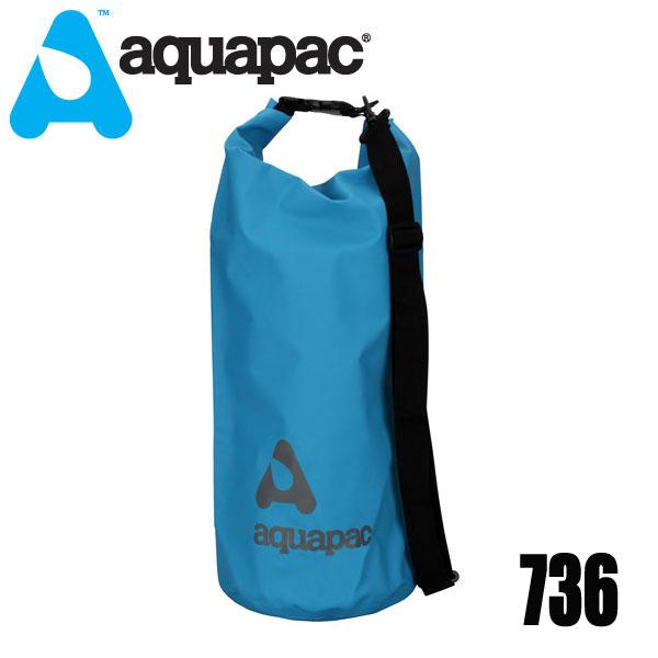 731 732 733 734 防水ショルダーストラップ付きドライバッグ (アクアパック) TrailProofTM IPX6 7L 15L Aquapac