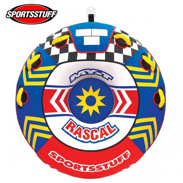 SPORTSSTUFF(スポーツスタッフ) ラスカル RASCAL 1人乗りトーイングチューブ