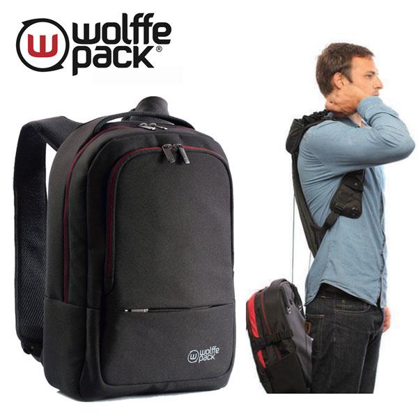 斬新で画期的!wolffe pack(ウルフパック) バックパック メトロ 22リットル
