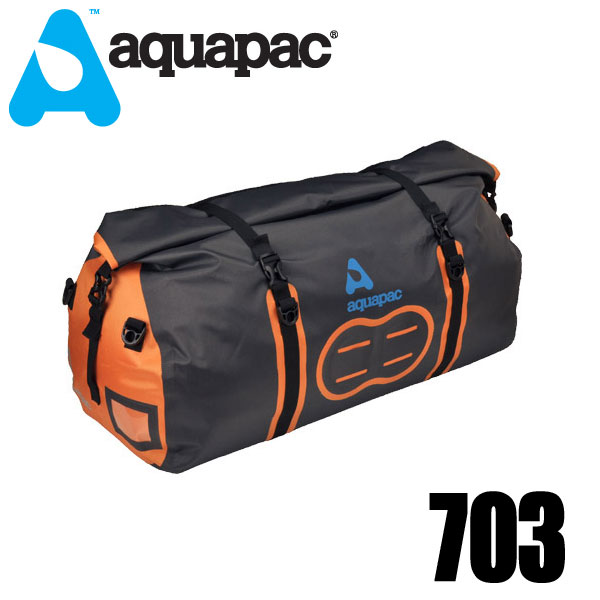 aquapac アクアパック 703完全防水ケース Upano ダッフルバッグ(70L)