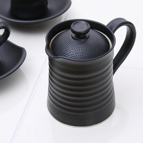 紫香陶房 マイカフェポット M ブラック コーヒー急須 SK-0107 PZN-077 zk