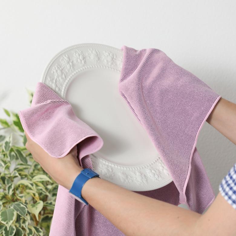 サッと拭くだけでスピード吸水 速乾 キッチンタオル セール特価 Mサイズ 割り引き 40 x 70cm Supply キッチンクロス 食器タオル BIRDY. バーディサプライ 食器拭き ふきん
