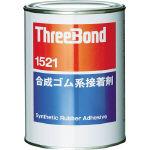 1个K.K.Three Bond Surii Bondo合成橡胶派粘合剂TB1521 1kg琥珀色TB1521-1