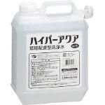 [洗剤]山崎産業(株) コンドル (洗剤)ハイパーアクア 4L CH560-040X-MB 1個【336-6464】