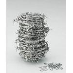 [有刺鉄線]トラスコ中山(株) TRUSCO 有刺鉄線 ステンレス 1.6mmX20m TSUW-16-20 1巻【282-5848】