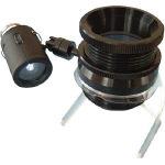 [カップルーペ](株)京葉光器 リーフ ワイドフィールドアクロ(LED WF-04/LED 1個【272-0621】