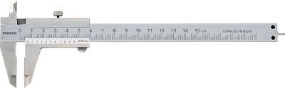 [標準ノギス]トラスコ中山(株) TRUSCO ユニバーサルデザイン標準型ノギス 300mm THN-30-U 1本【415-3031】