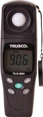 [照度計]【送料無料】トラスコ中山(株) TRUSCO デジタル照度計 TLX-204 1個【402-7108】【北海道・沖縄送料別途】【smtb-KD】