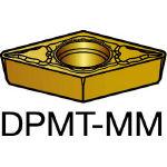 [ターニングチップ]サンドビック(株) サンドビック コロターン111 旋削用ポジ・チップ 2025 DPMT 10個【609-6999】