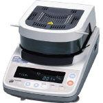 [水分計](株)エー・アンド・デイ A&D 加熱乾燥式水分計 最小質量表示0.005g ML-50 1台【456-5517】【代引不可商品・メーカー直送】【別途運賃必要なためご連絡いたします。】
