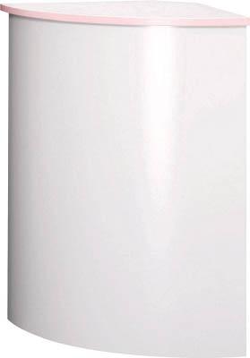 [カウンター]トラスコ中山(株) TRUSCO CVAカウンター 外コーナーハイカウンター グレー CVA-90HR-G 1台【454-0638】【代引不可商品・メーカー直送】【別途運賃必要なためご連絡いたします。】