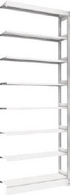 新版 TRUSCO 複柱書架 単式 B5縦 W900XD220XH2244 7段 連結 BS-DS73T-7B 1台【459-2468】【商品・メーカー直送】【北海道・沖縄送料別途】【smtb-KD】:ものづくりのがんばり屋 [書架]【送料無料】トラスコ中山(株)-DIY・工具