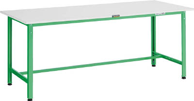 [軽量作業台(AE型300kgタイプ)]【送料無料】トラスコ中山(株) TRUSCO RAE型作業台 1500X900XH740 YG色 RAE-1509 1台【467-2003】【代引不可商品・メーカー直送】【北海道・沖縄送料別途】【smtb-KD】