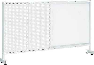 [パネル]【送料無料】トラスコ中山(株) TRUSCO SFP型前パネル ホワイトボード付 1500X1000 W色 SFP-1501W 1台【467-3000】【北海道・沖縄送料別途】【smtb-KD】