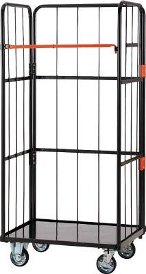 [カゴ車]【送料無料】トラスコ中山(株) TRUSCO ハイテナー軽量型C 旋回仕様 800X600X1700mm THT-1LC 1台【代引不可商品・メーカー直送】【北海道・沖縄送料別途】【smtb-KD】【法人様方のみのお取扱いとなります】