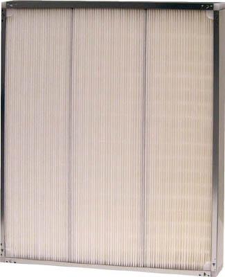 [エアフィルター]【送料無料】ミドリ安全(株) ミドリ安全 ろ材交換型中性能フィルタ(RBE型・厚み65mm) RBE616165N-90J 1個【477-6364】【代引不可商品・メーカー直送】【北海道・沖縄送料別途】【smtb-KD】
